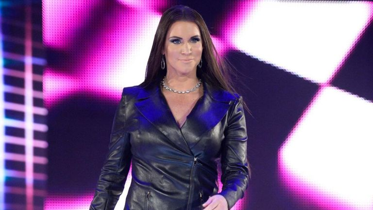 Stephanie McMahon admits announcing the first ever Women's Royal Rumble is the proudest moment of her career.