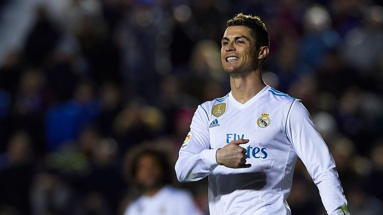 Will Cristiano Ronaldo help Real Madrid get back to winning ways?