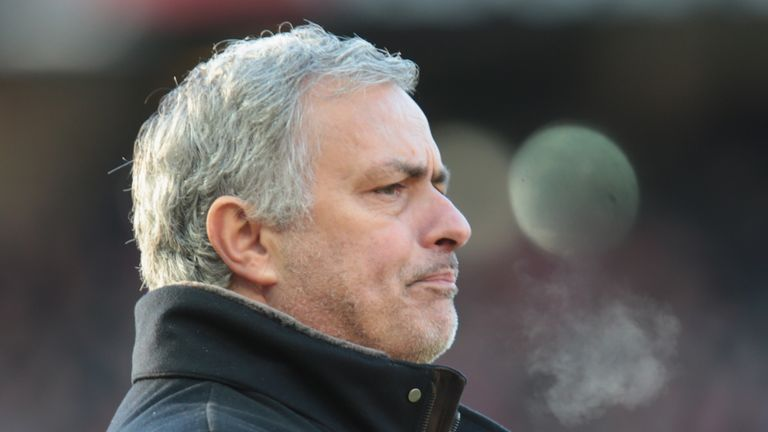 Jose Mourinho will believe that he solved several problems on Sunday