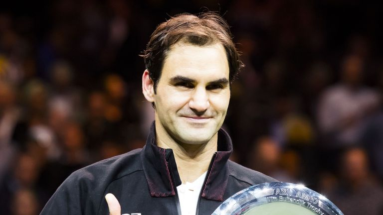 Roger Federer victory makes him the oldest No 1