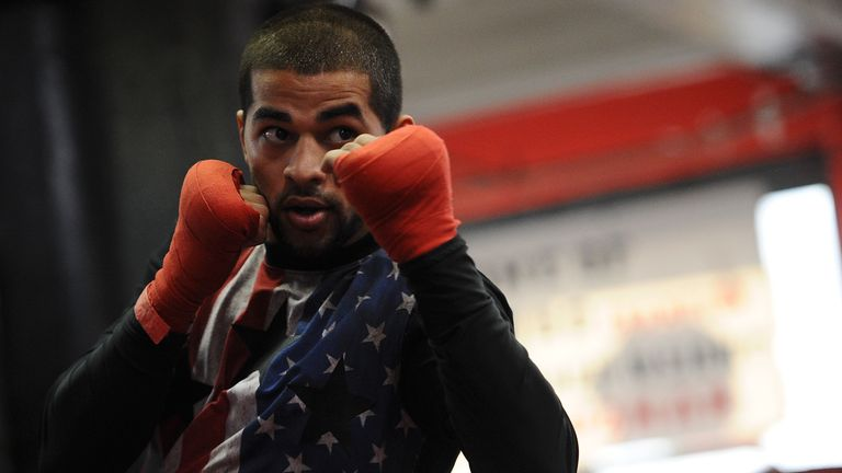 Sadam Ali defeated Miguel Cotto to claim the WBO belt