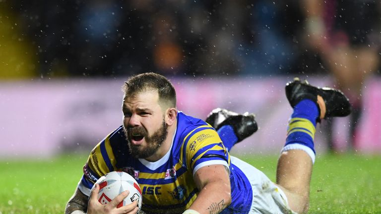 The 33-year-old could make his 100th Leeds appearance this weekend