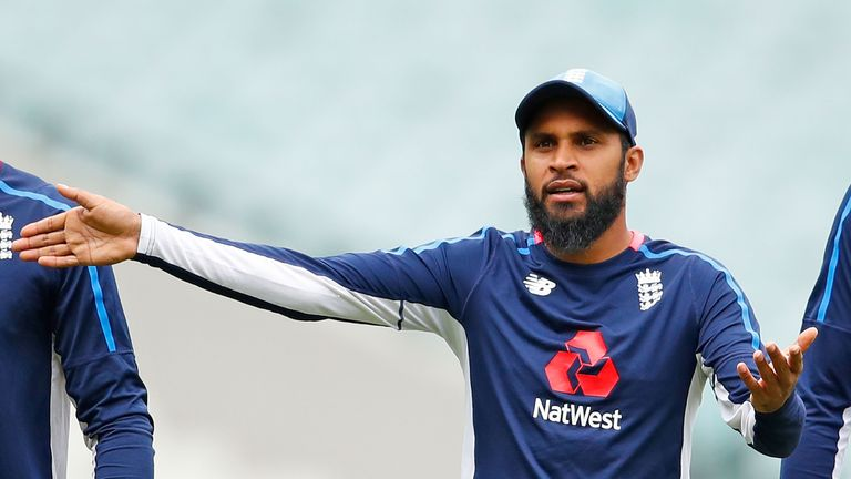 Adil Rashid becomes first England cricketer to agree a white-ball only playing contract
