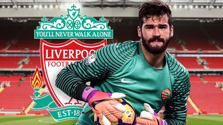 Why is Alisson so highly rated?