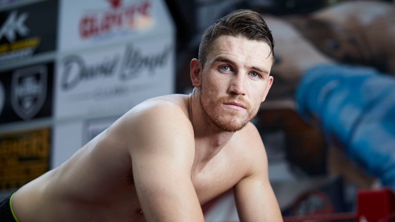 Callum Smith faces Juergen Braehmer this Saturday in Germany