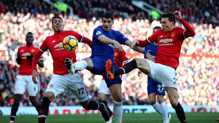 Chelsea play Manchester United in this weekend's FA Cup final, with both clubs looking to ensure they don't end the season without a trophy