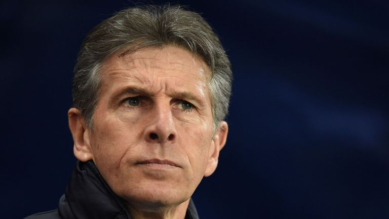 Claude Puel: 'Move on from Riyad Mahrez saga'