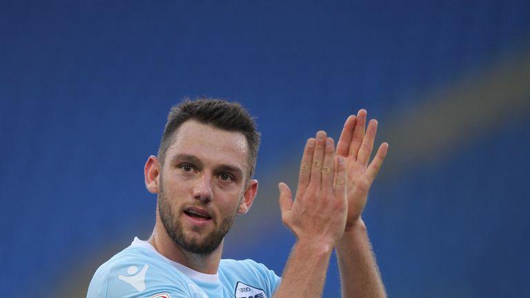 Stefan De Vrij was signed by Lazio for £6.8m in 2014