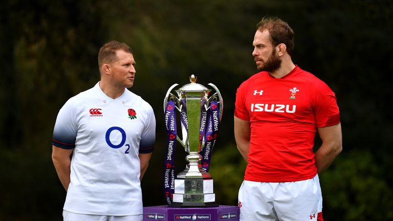England won Six Nations 'arm-wrestle' with Wales, says Eddie Jones
