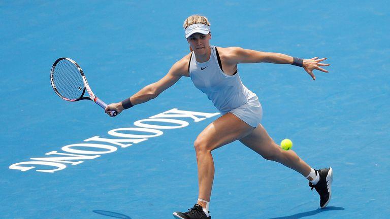 Eugenie Bouchard, US Tennis Association reach settlement in locker-room lawsuit