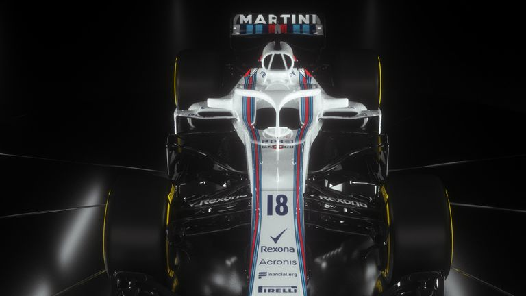 Williams look to Paddy Lowe with launch of new Formula One auto