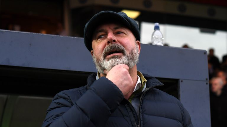 Keith Hill was surprised at the negativity surrounding VAR