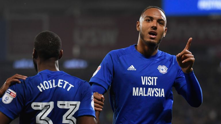 Cardiff could increase the pressure on leaders Wolves with a midweek victory