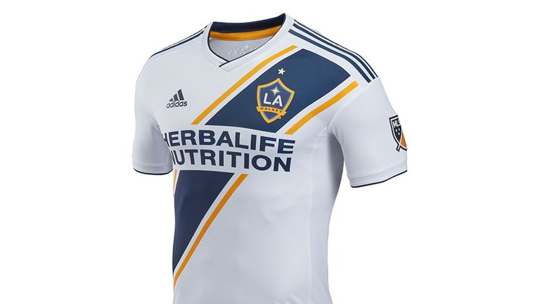 LA Galaxy have released their new adidas home kit for 2018 but what will the other sides be wearing?