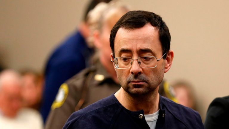 Michigan State have settled their case with the victims of Larry Nassar for $500m