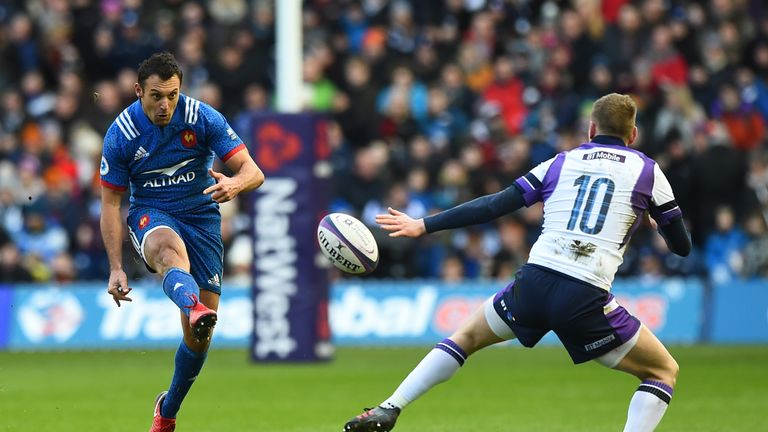 Italy make three changes for Six Nations clash with France