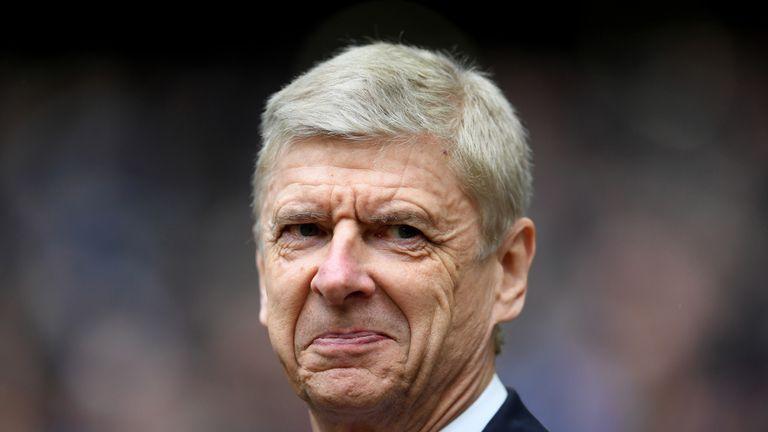 Arsene Wenger has plenty of winning form at Wembley