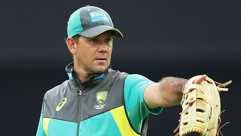 Ponting says 'cricket is well and truly in his veins'