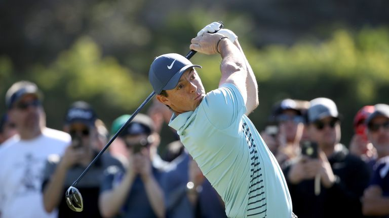 Rory McIlroy has high hopes in his first Valspar Championship
