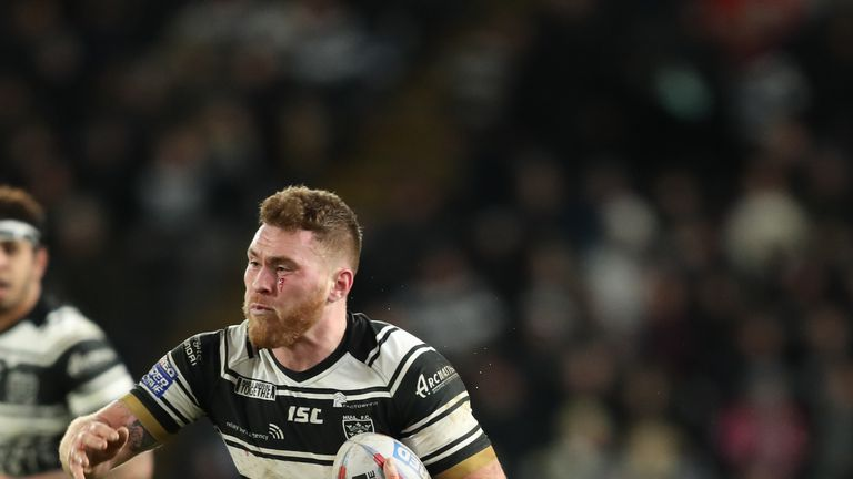 Hull FC trio Scott Taylor, Josh Bowden and Danny Washbrook extend deals