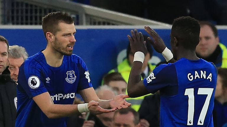 Gylfi Sigurdsson inspires Everton to victory over Crystal Palace