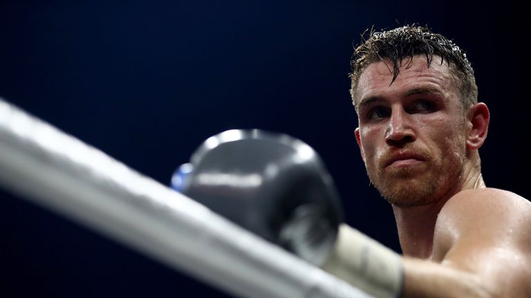 Callum Smith awaits Groves in the World Boxing Super Series final