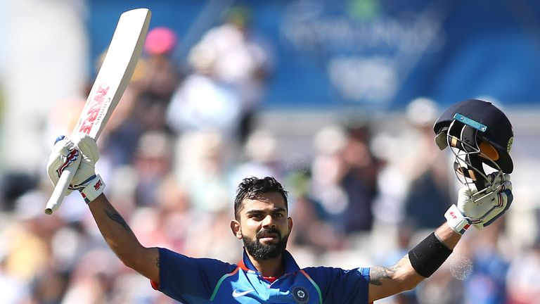 Virat Kohli will lead India in T20I and ODI series against England