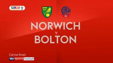 Norwich 0-0 Bolton