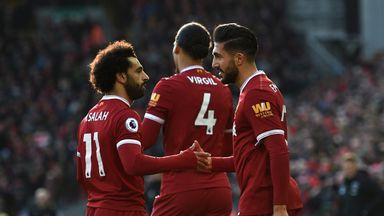 fifa live scores -                               Liverpool-West Ham talking points