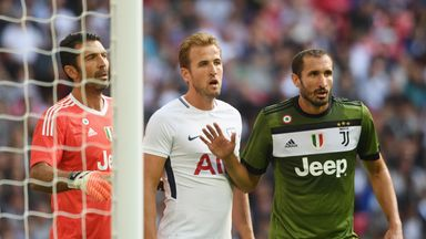 fifa live scores - Harry Kane relishing challenge against 'amazing' Giorgio Chiellini