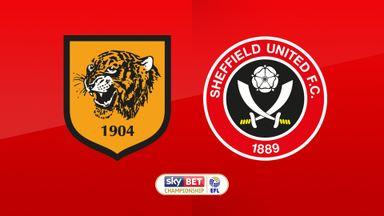 Hull City v Sheff United