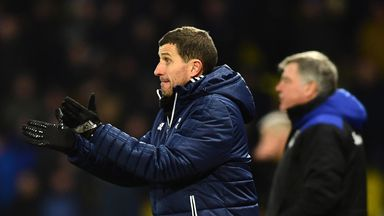 fifa live scores - Javi Gracia praises Watford work ethic in 1-0 win over Everton