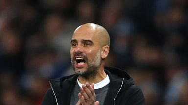 fifa live scores - Pep Guardiola sets Champions League quarter-final target for Manchester City