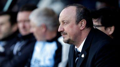 fifa live scores -                               Benitez calls draw 'a pity'