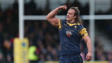 Worcester made it back-to-back Premiership victories