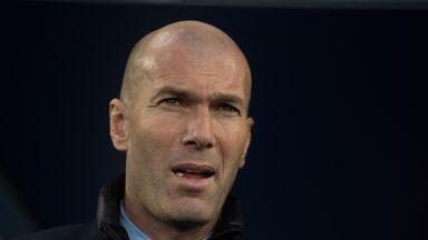 fifa live scores -                               Zidane praises Ronaldo pen gesture