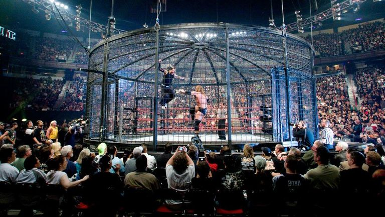 The Elimination Chamber is one of the most brutal match types in WWE