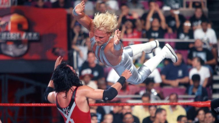 Jeff Jarrett will enter the WWE Hall of Fame as part of the class of 2018