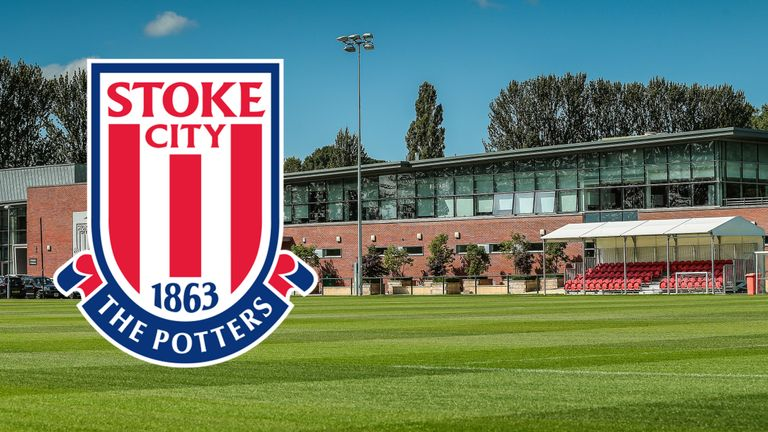 Stoke's impressive Clayton Wood training ground