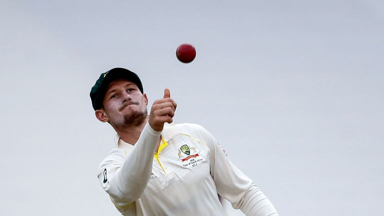 Cameron Bancroft was suspended for nine months for ball tampering