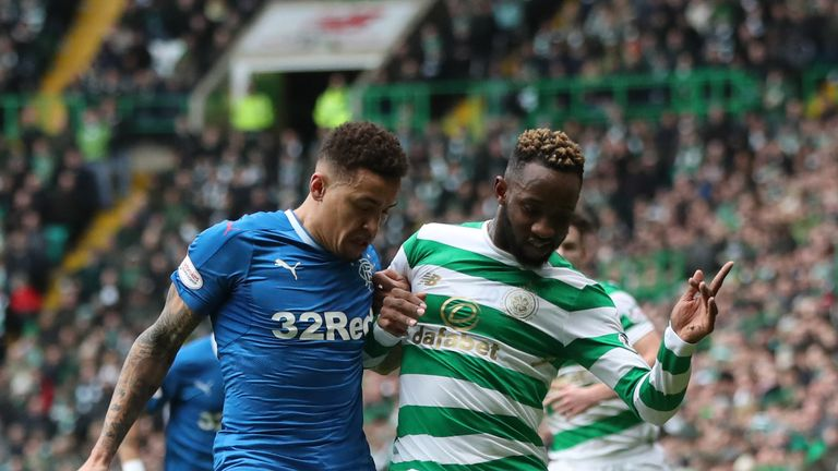 Rangers enforcer thinks he will keep Celtic striker in his pocket