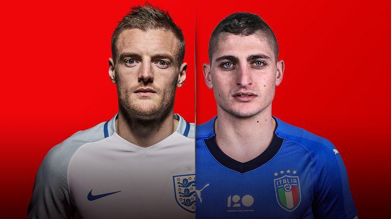 Anh vs Italia