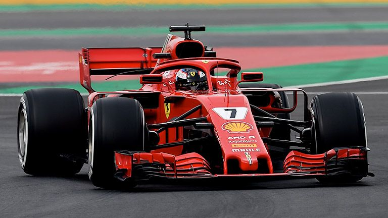 Ferrari F1 Team News, Standings, Videos - Formula 1
