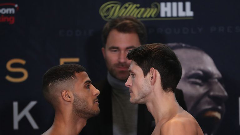Gavin McDonnell takes on the undefeated Gamal Yafai