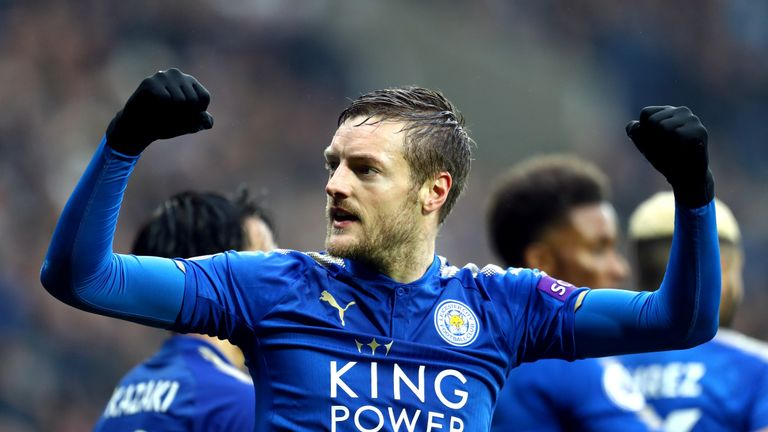 Brighton and Hove Albion 0-2 Leicester City: Late breakthrough