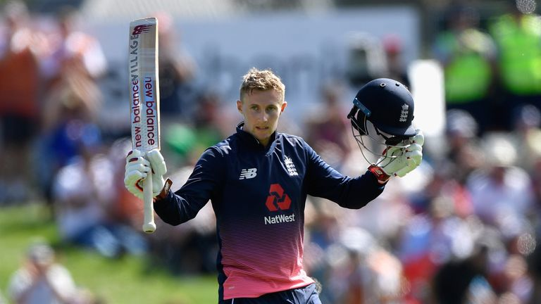 Joe Root scored his 11th ODI century and was consistent as ever during the five-match series