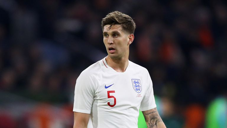 Will John Stones start for England at the World Cup?