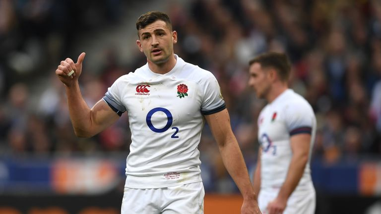 Jonny May has called on England to finish the Six Nations on a high against Ireland
