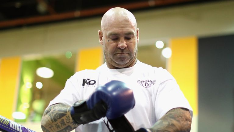 Lucas Browne's unnbeaten record was ended by a defeat to Dillian Whyte
