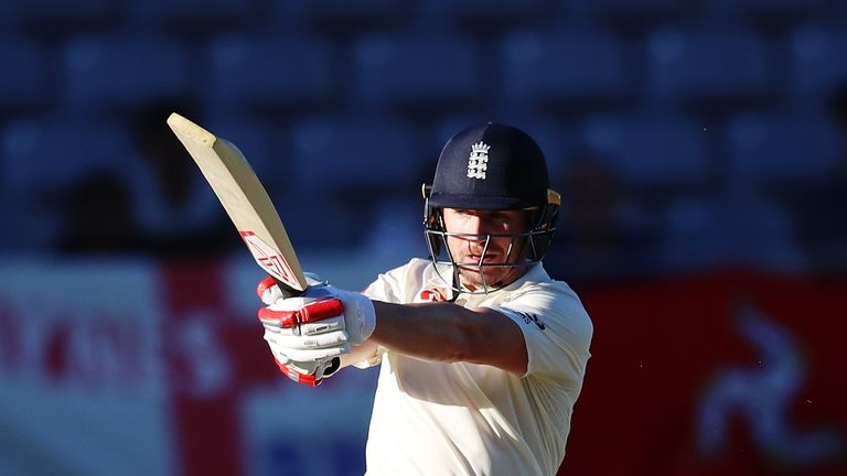 Mark Stoneman scored 393 runs at an average of 30.23 as England went winless over the Test winter